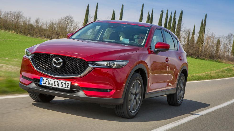 Mazda CX-5 2017: a prueba un SUV de lo más tecnológico