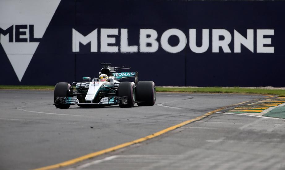 GP de Australia de F1: pole position para Hamilton