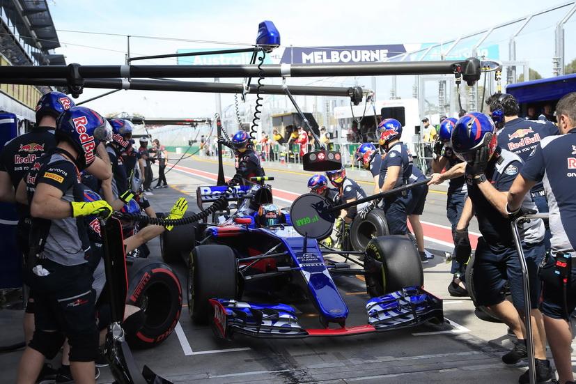 GP de Australia de F1: Sainz mejoró mucho en la Q3 y saldrá octavo