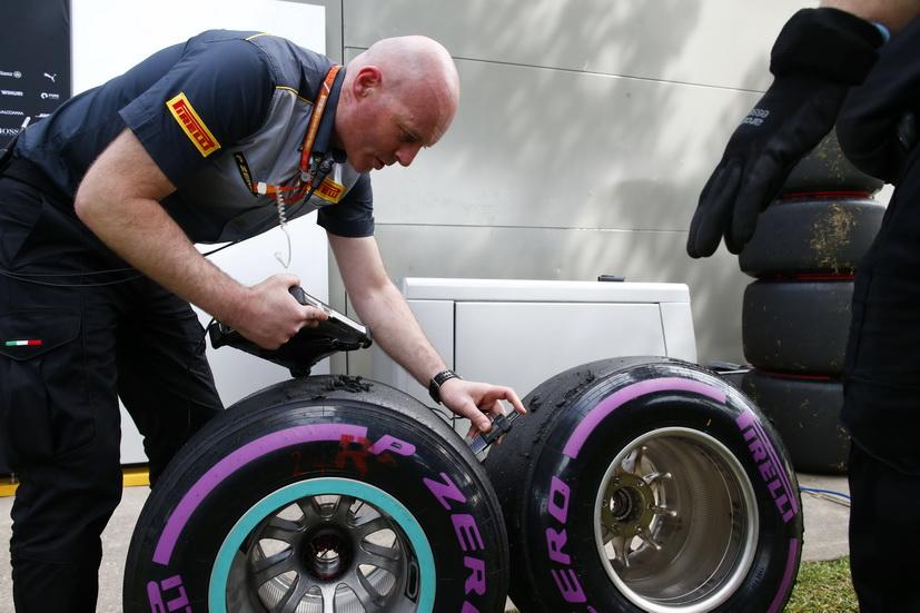 GP de Australia de F1: Los neumáticos disponibles para la carrera