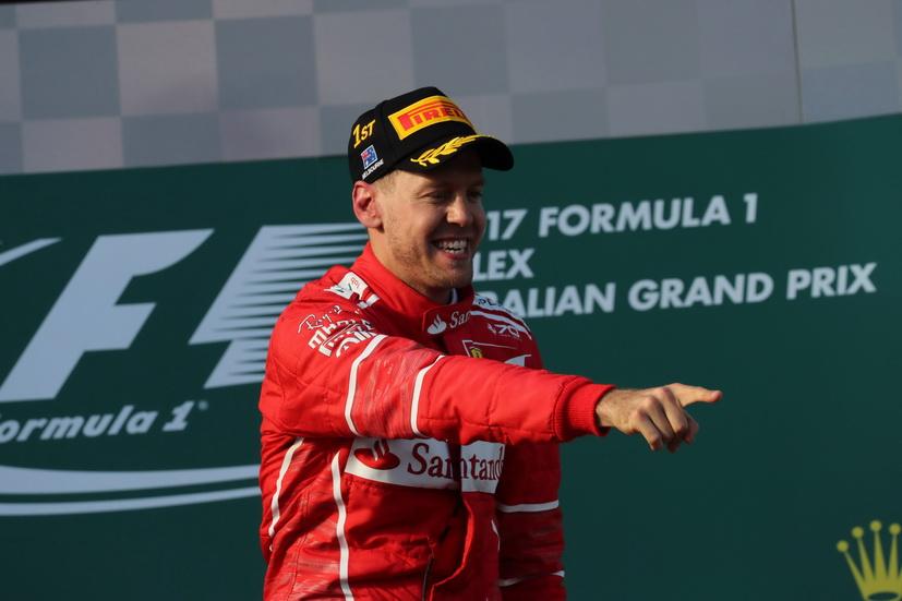 GP de Australia de F1: gran victoria de Vettel y Ferrari