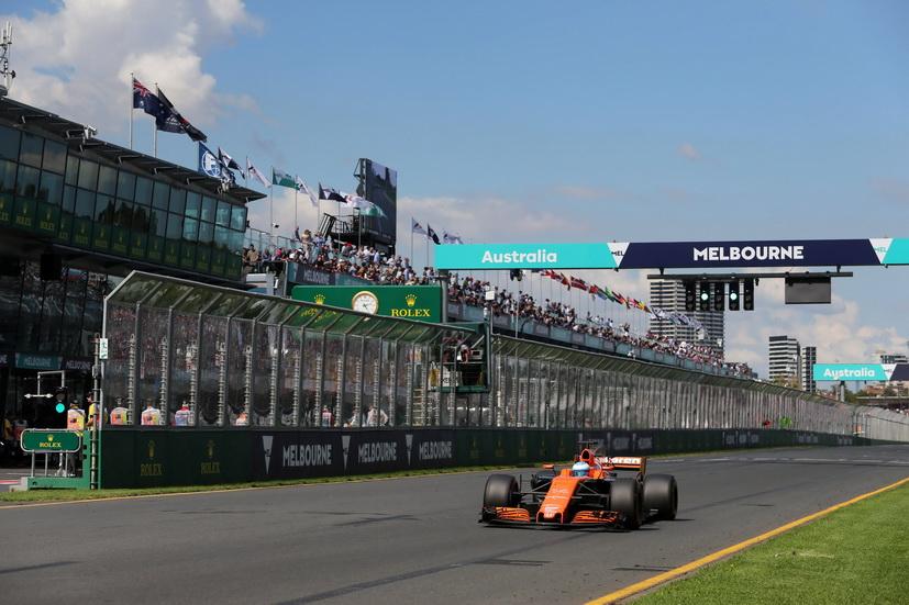 """GP de Australia de F1: """"La mejor carrera de mi vida"""" según Alonso"""