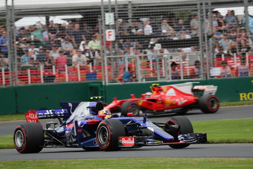 """GP de Australia de F1: """"El séptimo se nos ha escapado por poco"""", comenta Sainz"""