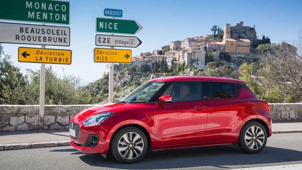 Suzuki Swift 2017: prueba y precio del nuevo utilitario japonés