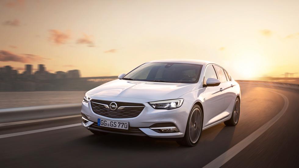 Opel Insignia Grand Sport: prueba y precios de una gran berlina