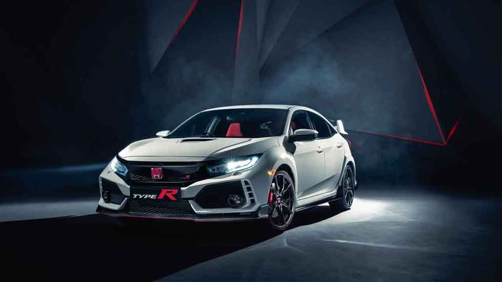 Honda Civic Type R 2017: así ruge su motor (vídeo y fotos)