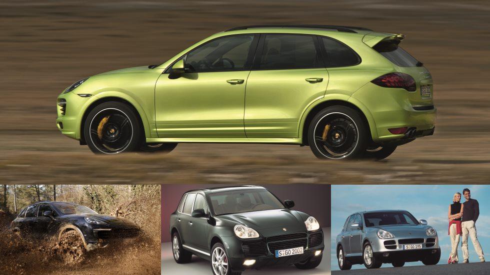 Cayenne: 15 años del SUV más deseado… y del salvador de Porsche