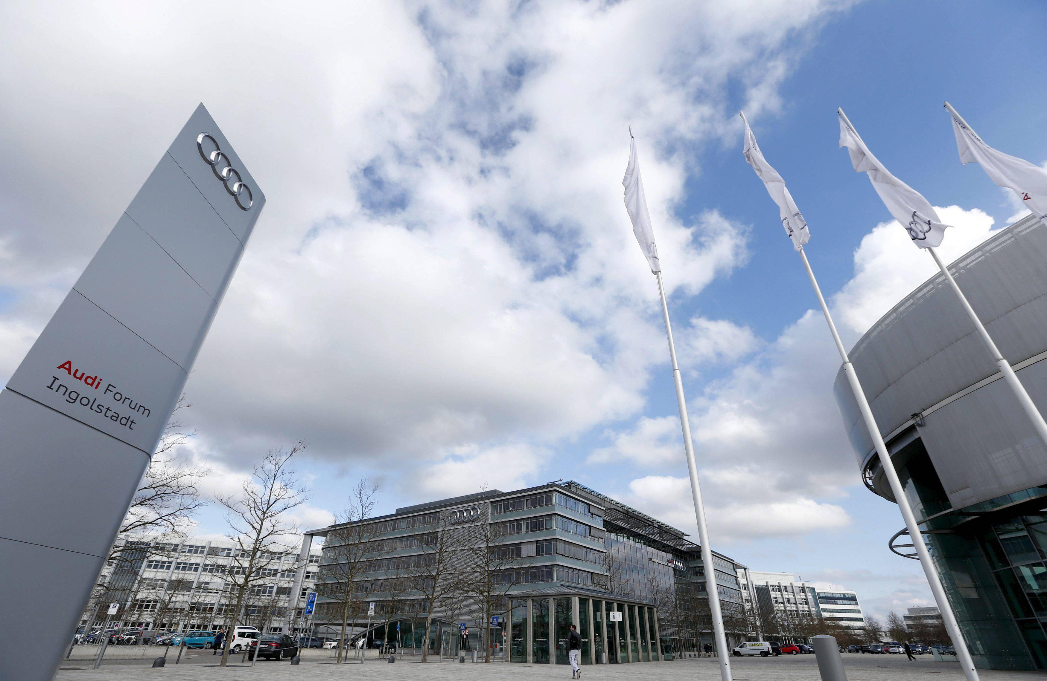 ¡Detenida la producción de Audi A4 y A5!