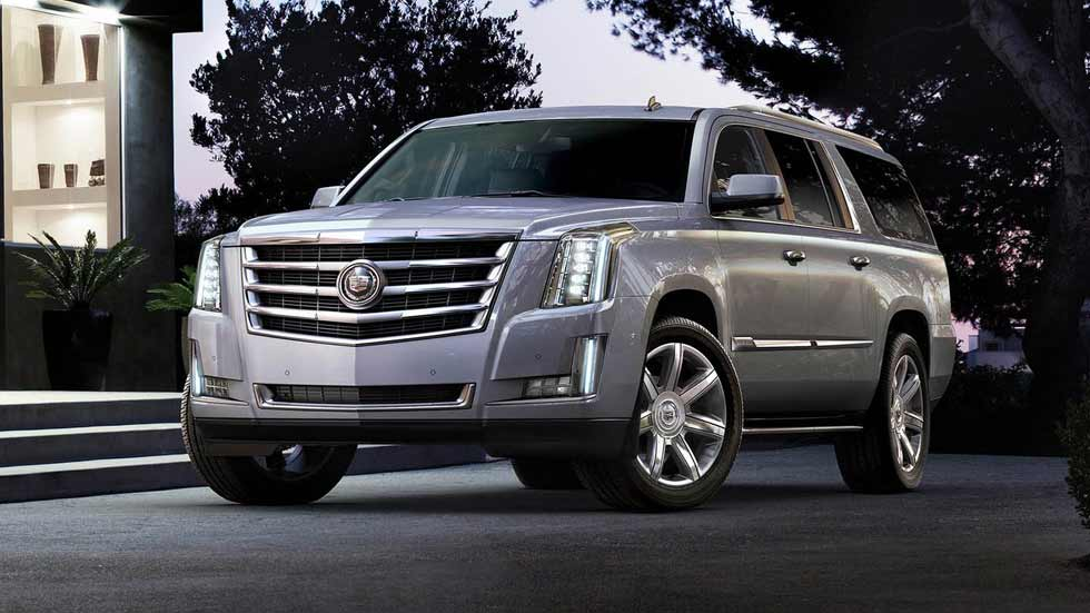 Cadillac y sus 4 nuevos SUV: XT1, XT4, XT5 y XT7