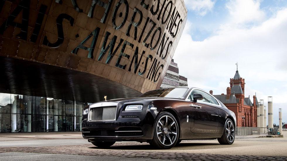 Así son los Rolls-Royce Wraith más rockeros