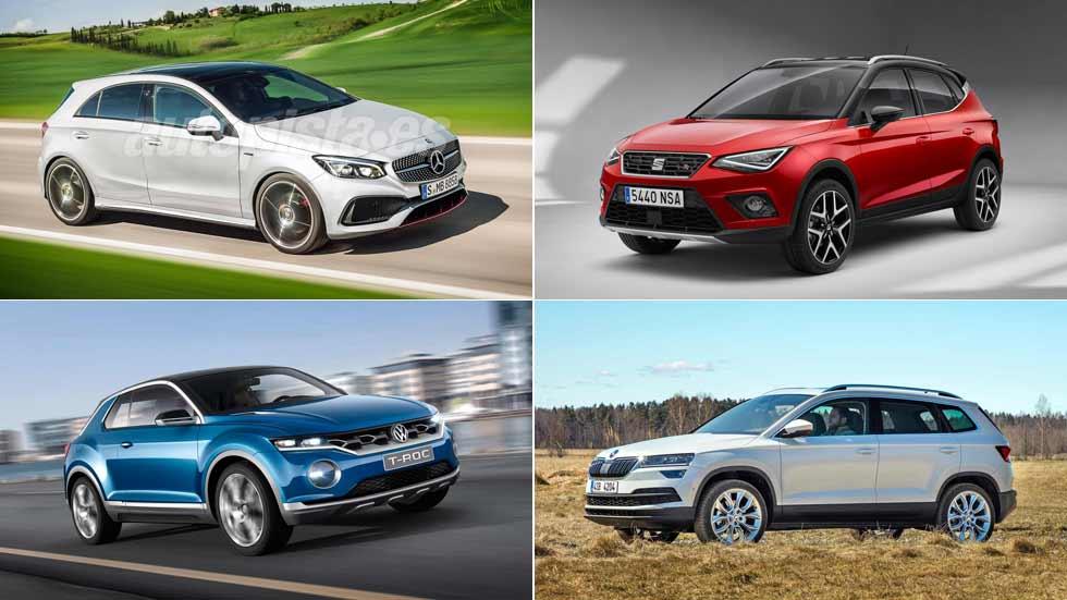 Salón de Frankfurt 2017: todos los coches nuevos y SUV