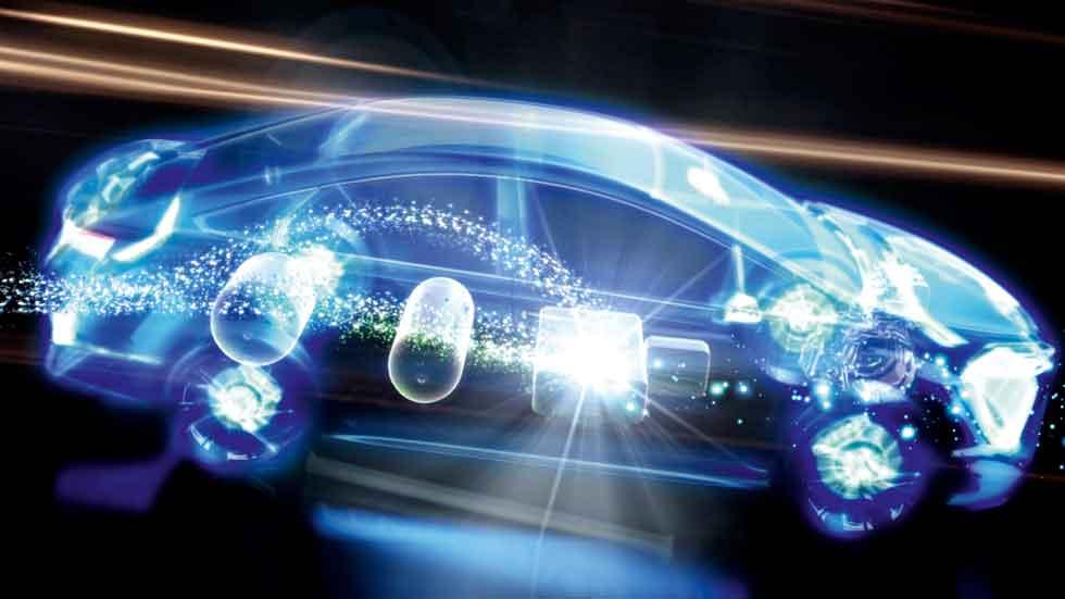 Toyota usará la inteligencia artificial para desarrollar nuevas baterías
