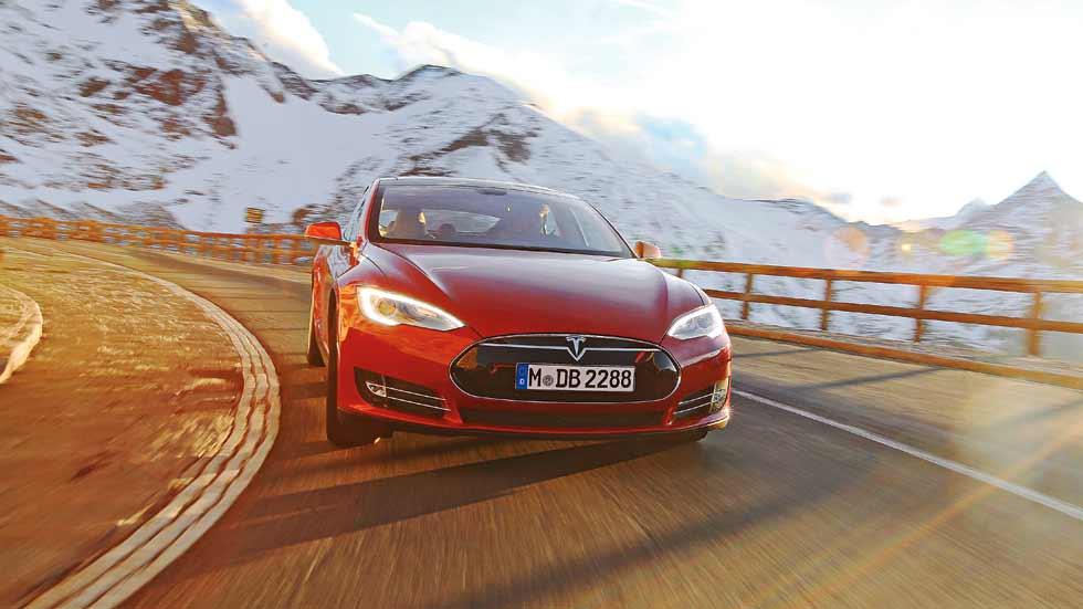Récord de ventas de Tesla en el primer trimestre de 2017