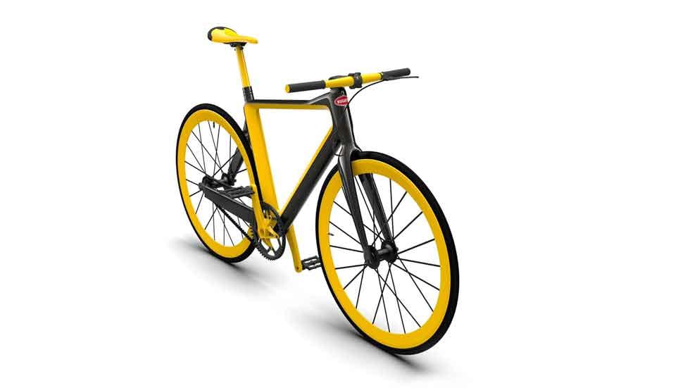 La bicicleta de Bugatti que cuesta más que tu coche