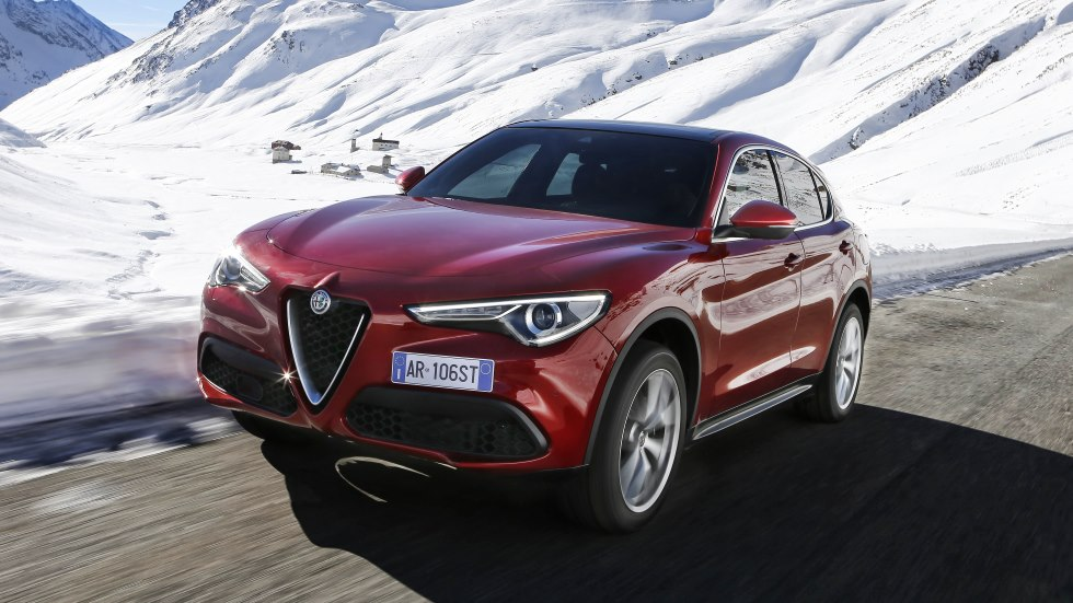 Ya a la venta el nuevo Alfa Romeo Stelvio 2.2 Diesel 180 CV