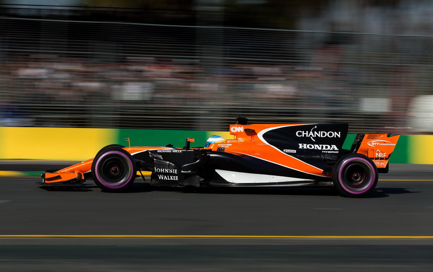 "Gran Premio de China de F1: McLaren rechaza fabricar ""su"" motor"