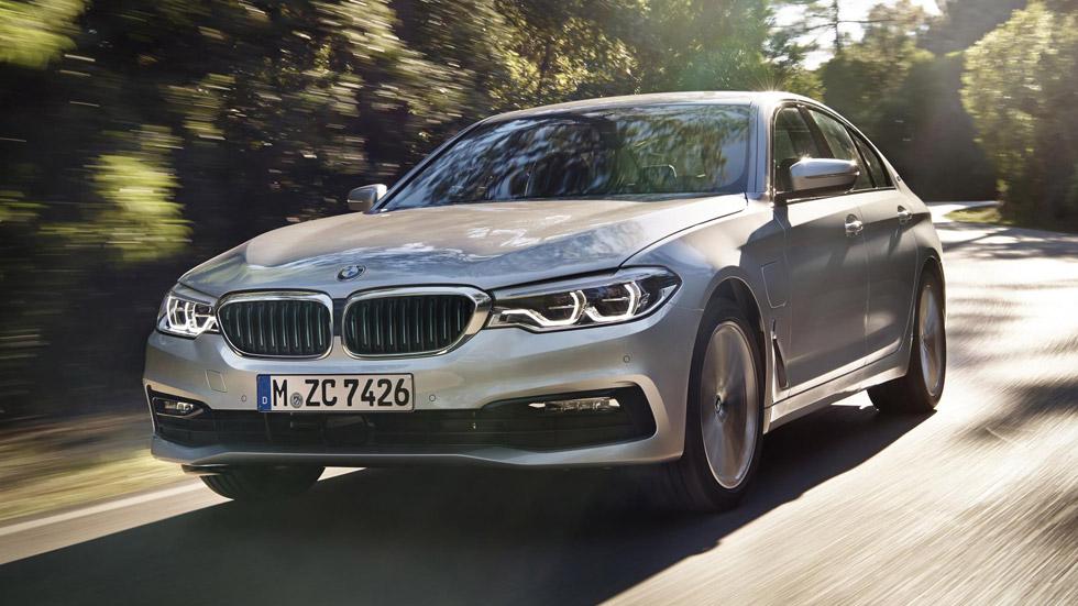 BMW 530e iPerformance: precios para España