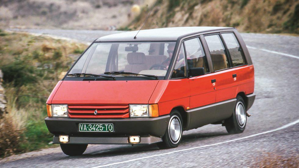 Coches para el recuerdo: Renault Espace