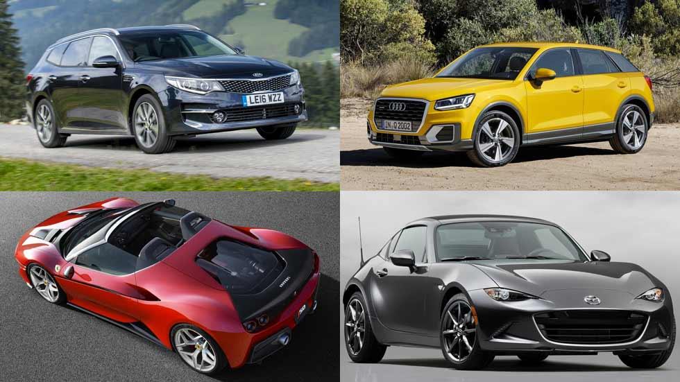 Los cuatro coches con mejor diseño de 2017