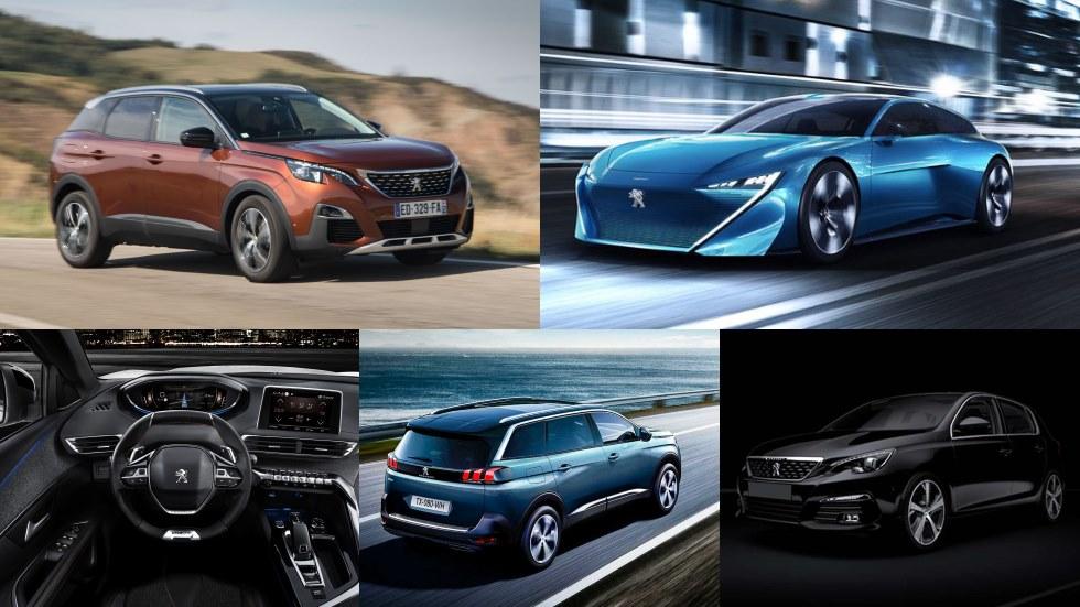 Lo próximo de Peugeot: 308, 508, 5008 y novedades para el 3008
