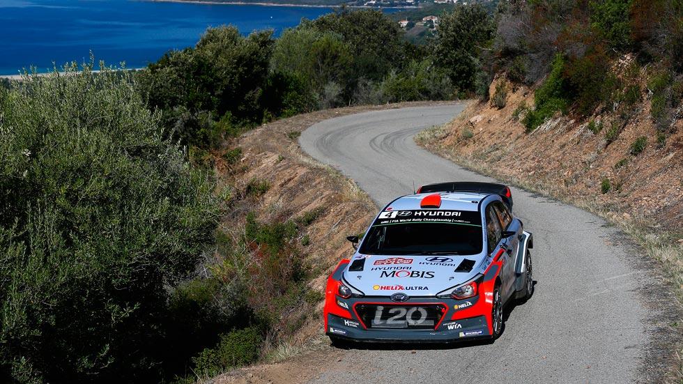 WRC Tour de Corse 2017: previo y horarios