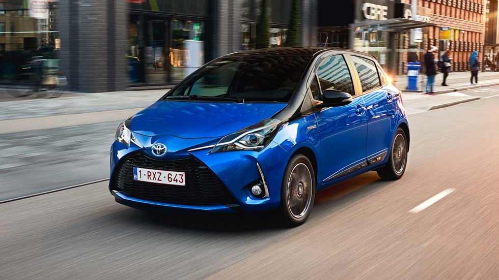 Probamos el Toyota Yaris 2017: más seguro y eficiente