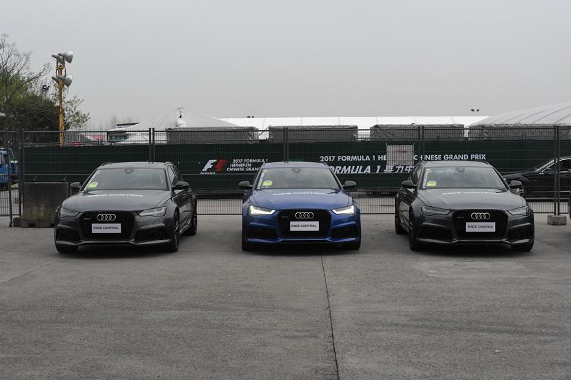 Fórmula 1: Audi está muy presente en el Gran Circo