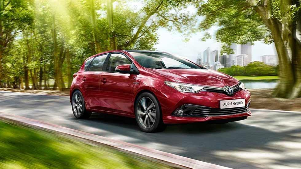 Los coches híbridos y eléctricos más vendidos del primer trimestre de 2017
