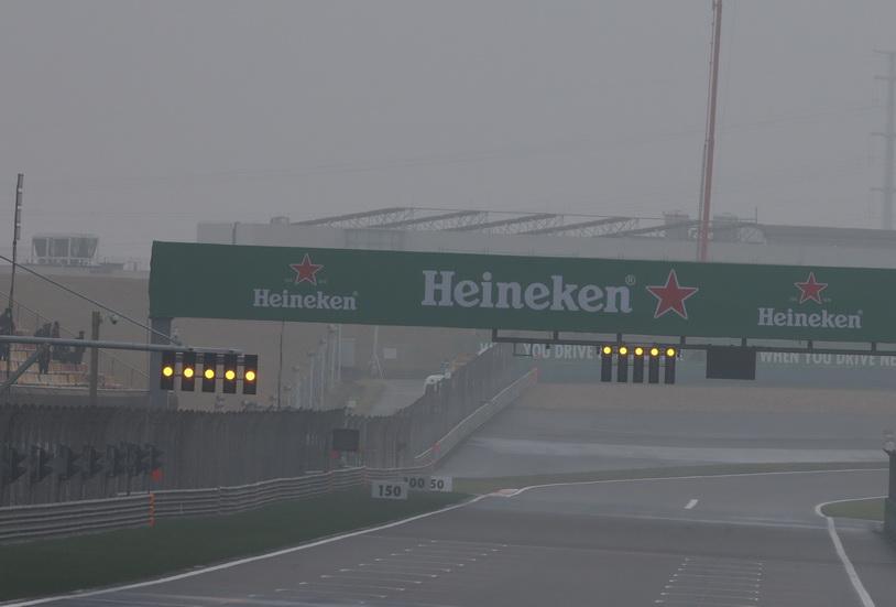Gran Premio de China de F1: primera sesión de entrenamientos libres