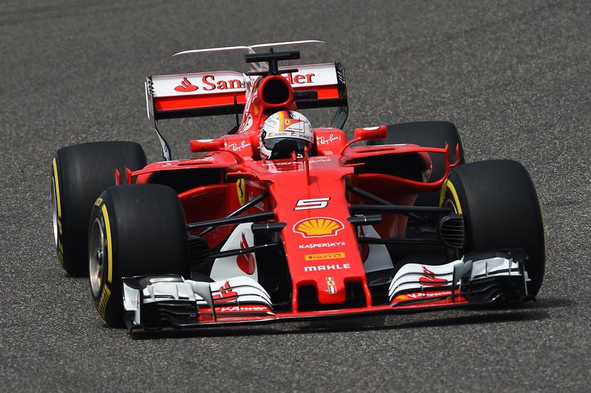 Gran Premio de China de F1: Tercera sesión de entrenamientos libres