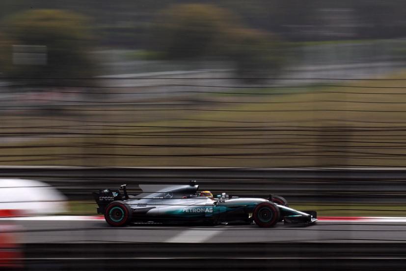 Gran Premio de China de F1: Hamilton, récord y pole
