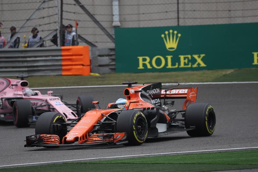 Gran Premio de China de F1: Alonso tuvo que abandonar