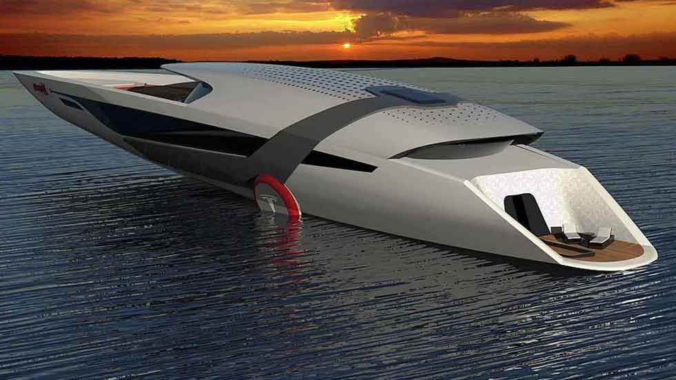 Lo último de Tesla: Model Y, un yate eléctrico para surcar las aguas
