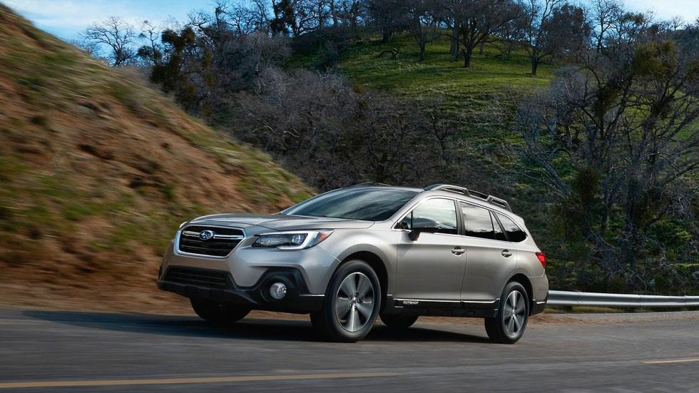 Subaru Outback 2018: un familiar y un SUV mucho más completo