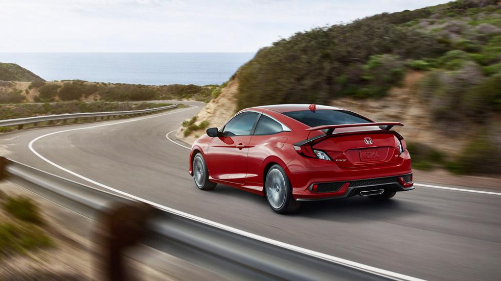 Honda Civic Si Coupé, ¿el nuevo Civic GTi?