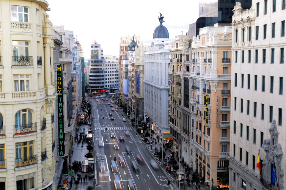 ¿Cuántos vehículos con seguro circulan por España?