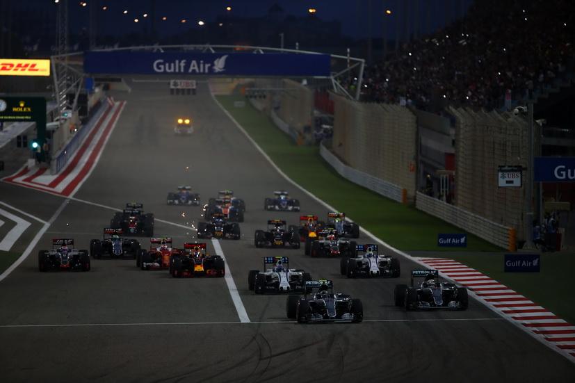 Los números del Gran Premio de Baréin de F1