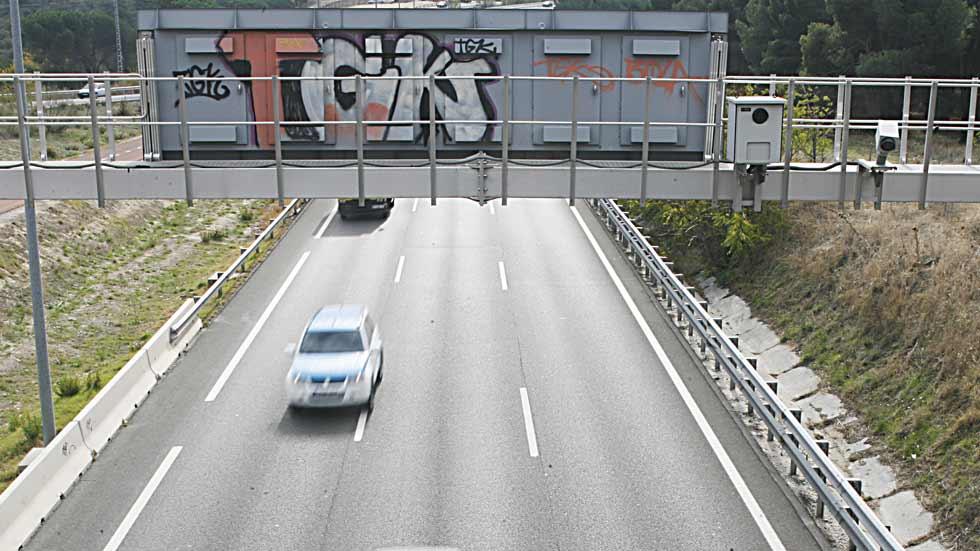 Los radares de la DGT que más multan en la Autovía A-1