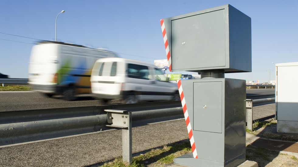 Los radares que más multas ponen de las autovías españolas