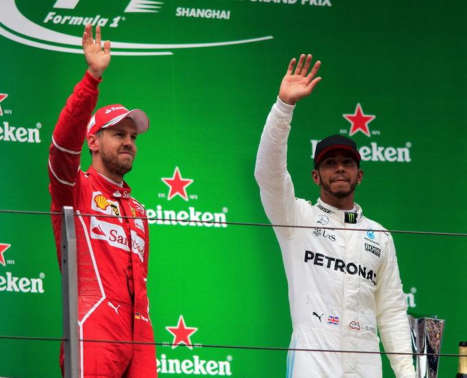 GP de Baréin de F1: a por el desempate entre Vettel y Hamilton