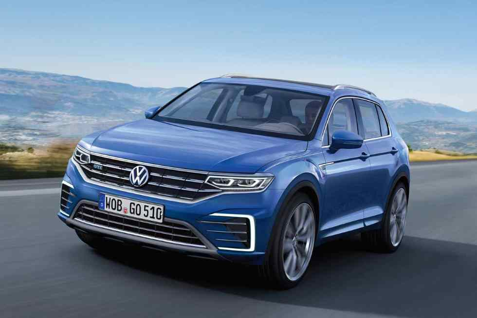 volkswagen t roc el nuevo suv de vw llegar a finales de a o. Black Bedroom Furniture Sets. Home Design Ideas