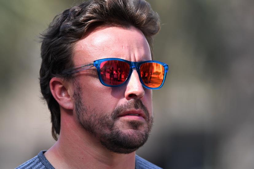GP de Baréin de F1: Alonso fue el protagonista de la rueda de prensa de la FIA