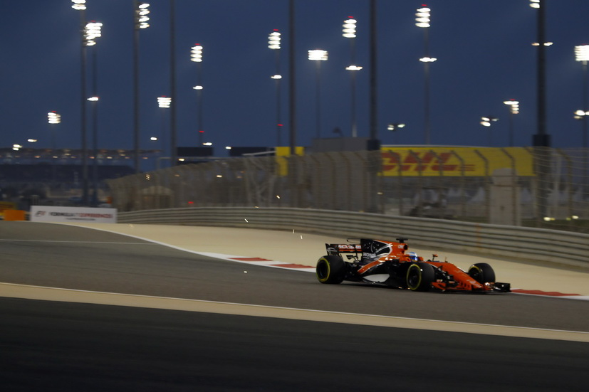GP de Baréin de F1: Alonso se centró en la segunda sesión