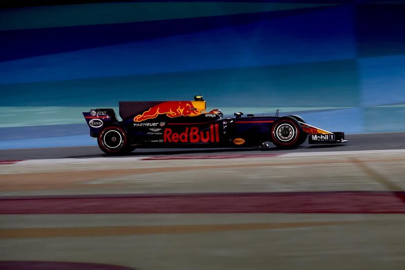 GP de Baréin de F1: FP3- Verstappen marcó el mejor tiempo