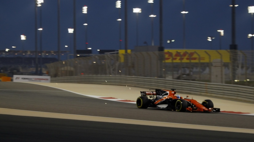 GP de Baréin de F1: Alonso rompe el motor en calificación