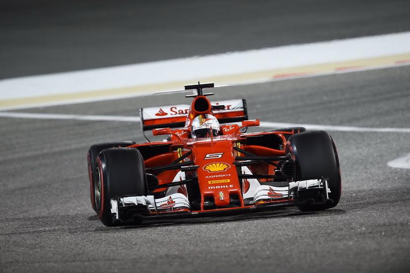 GP de Baréin de F1: Magnífica victoria de Sebastian Vettel