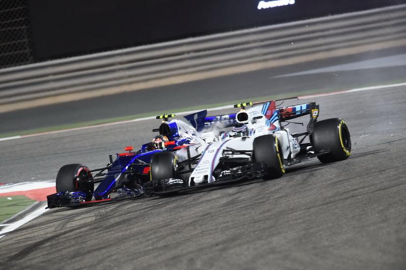 GP de Baréin de F1: Carlos Sainz, accidente y penalizado