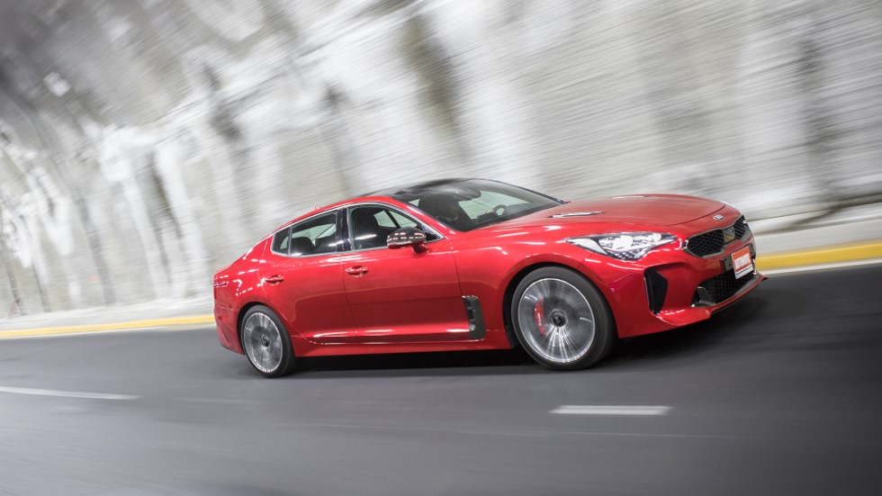 Probamos el Kia Stinger: ¿alternativa real a BMW y Audi?