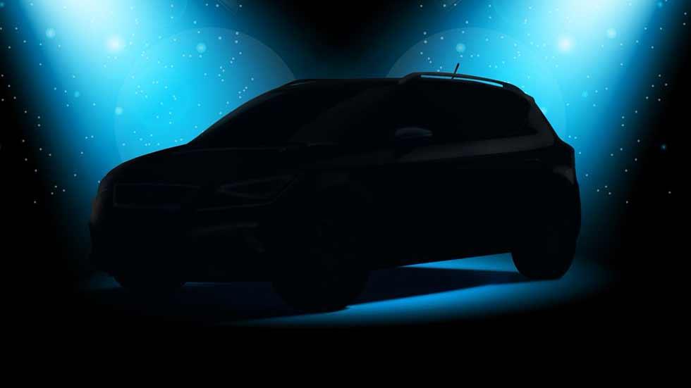 Nuevo SUV Seat Arona: desvelada su primera imagen oficial (más datos)