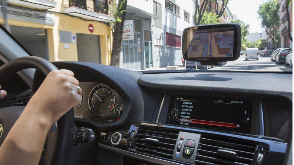 ¿Una prueba de GPS para aprobar el carné de conducir? Sí, en Reino Unido…